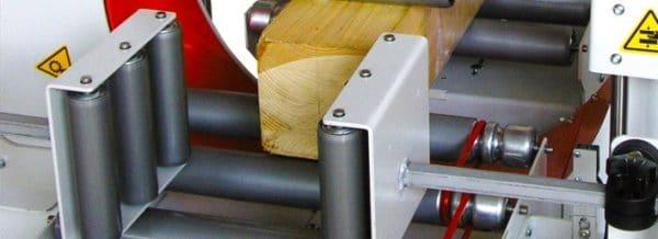 bočne vođice za horizontalnu mašinu