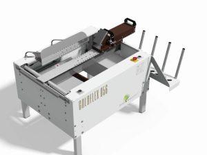 mašina za formiranje kutija goldflex 056 sa podrškom osnove prilikom punjenja